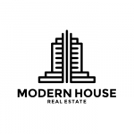 Modern House Real Estate